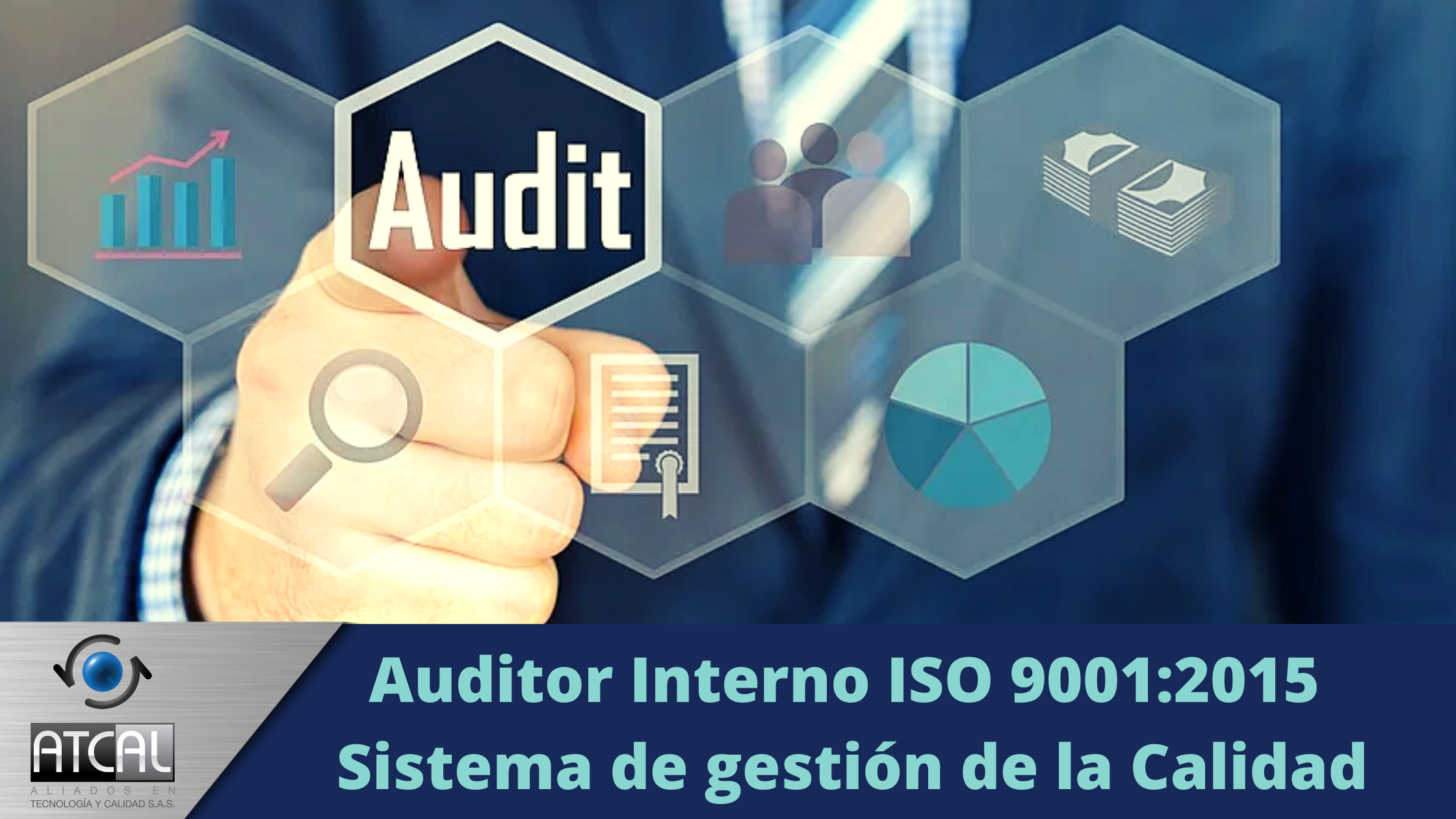 Formación de Auditores Internos de Calidad ISO 9001:2015