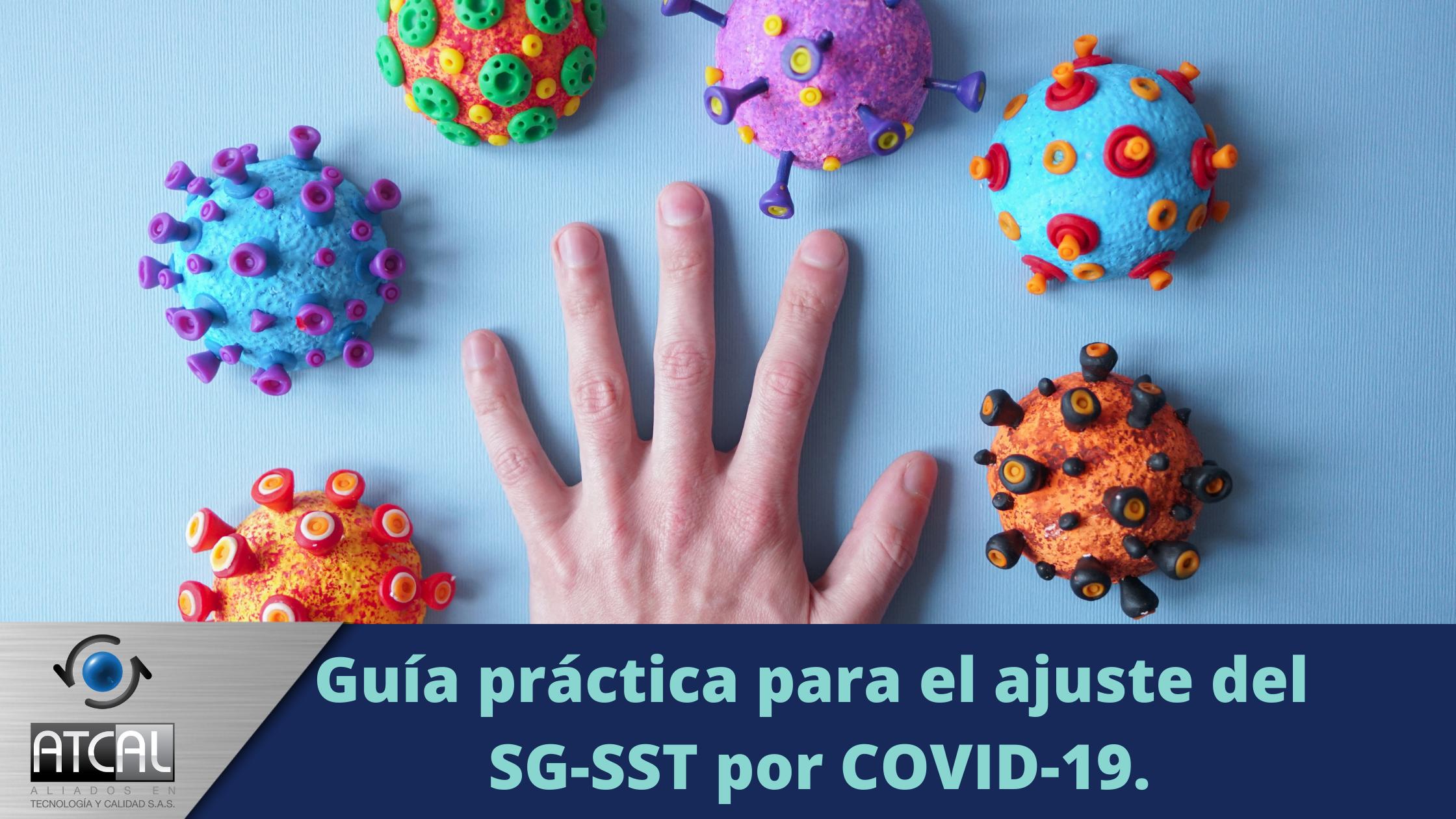 GUÍA AJUSTES EN EL SG-SST POR COVID-19