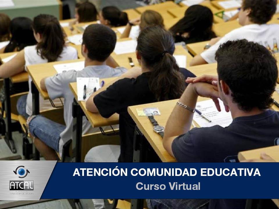 Atención Comunidad Educativa