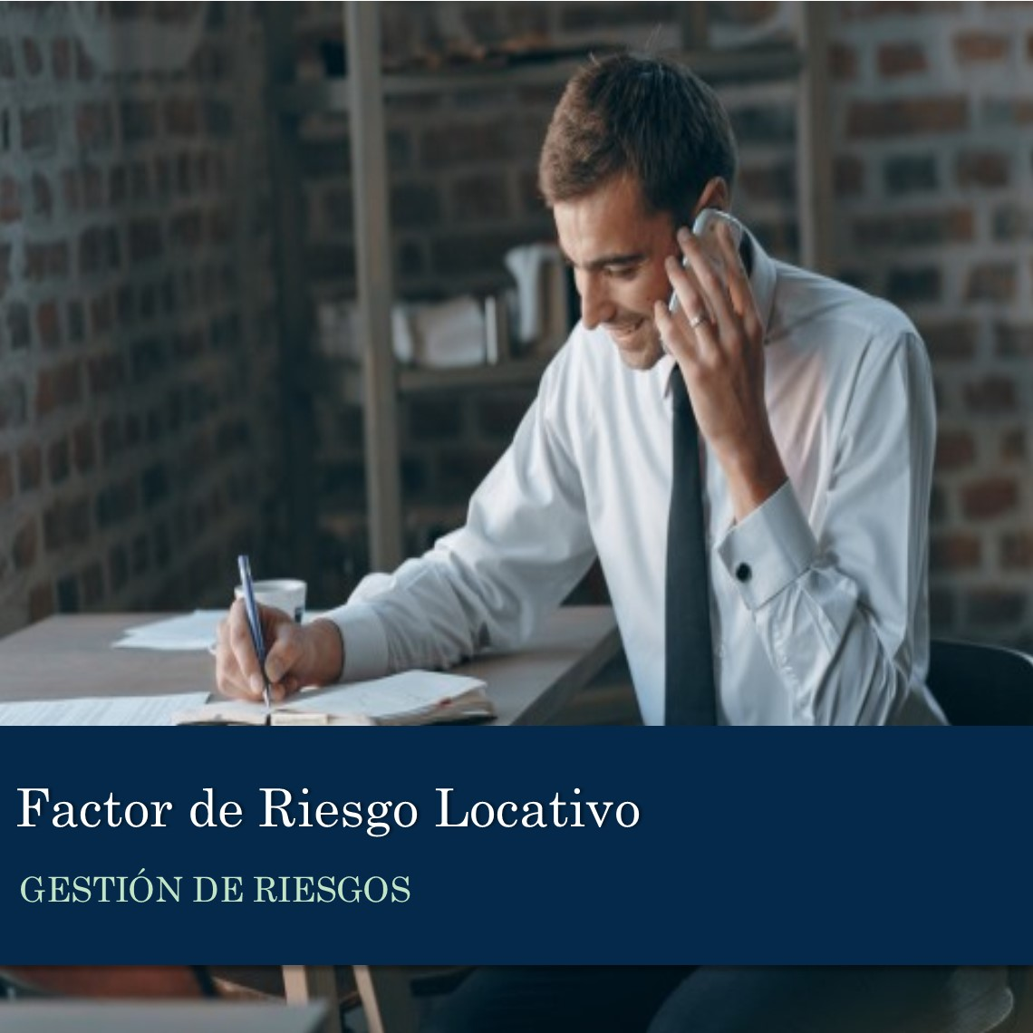 Factores de Riesgo Locativo