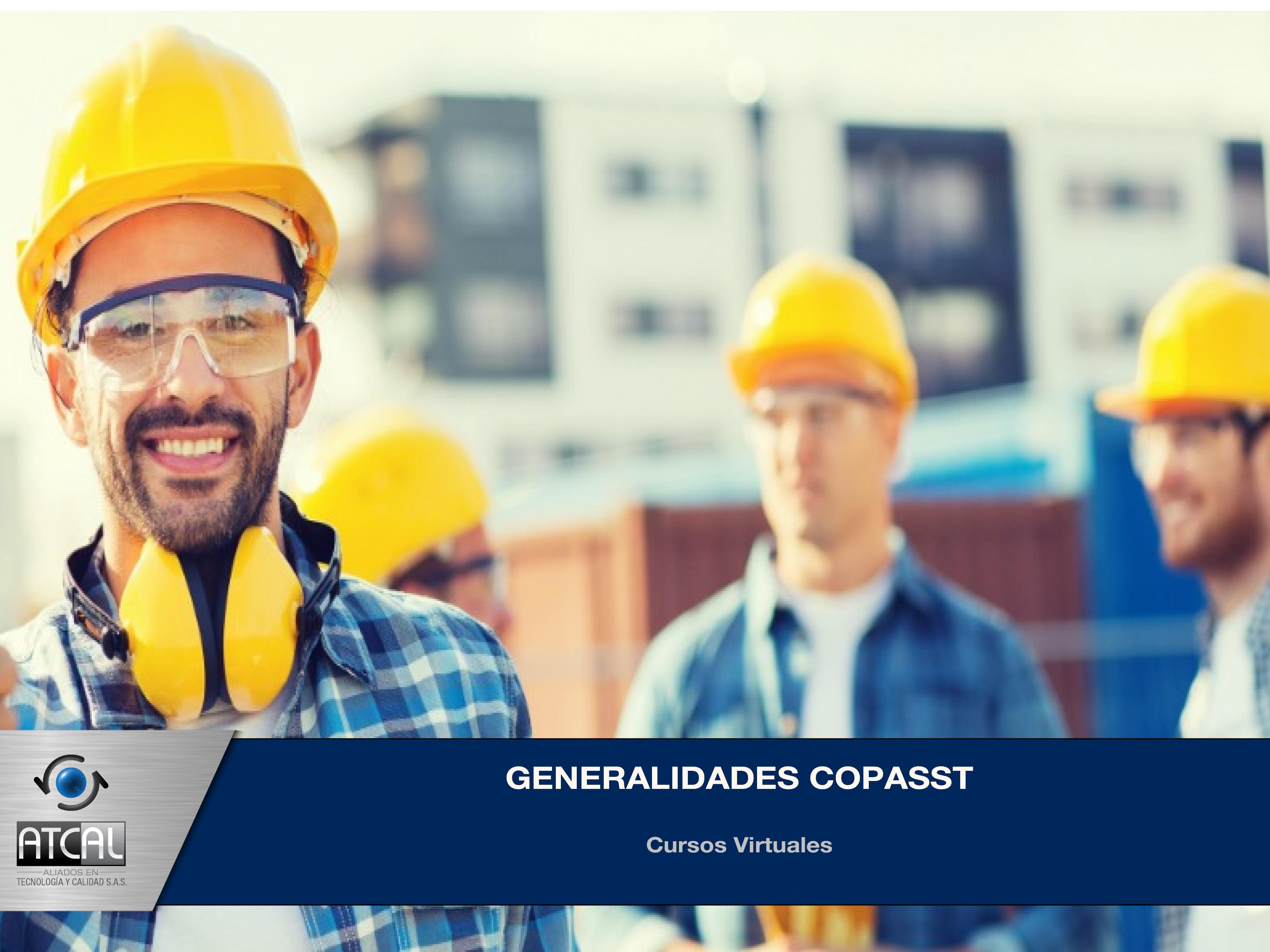 Generalidades COPASST