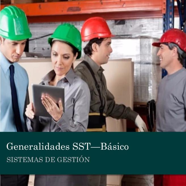 Generalidades SST - Básico