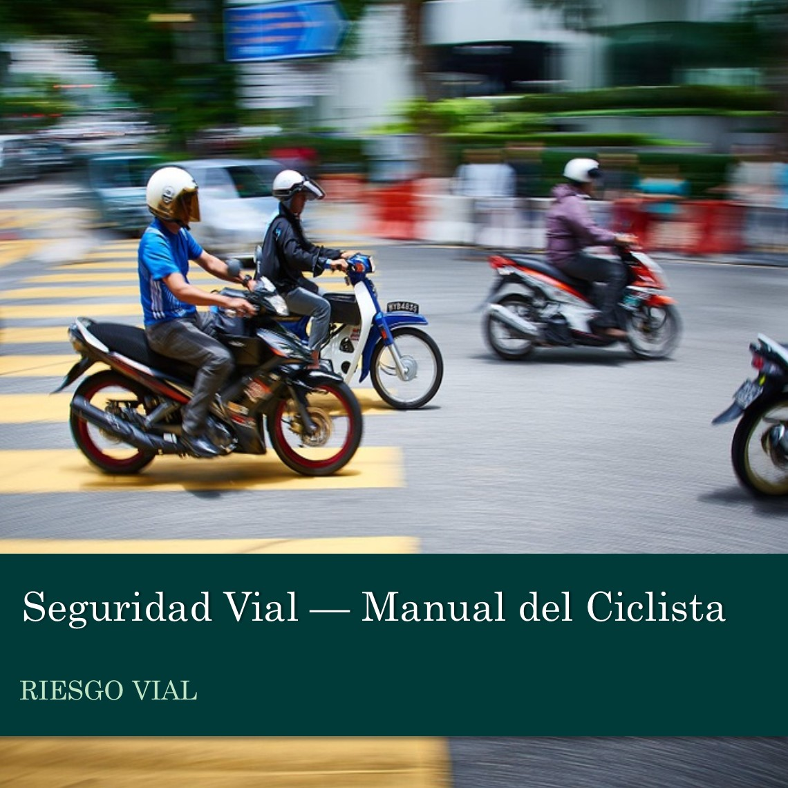 Seguridad Vial - Manual Motociclista