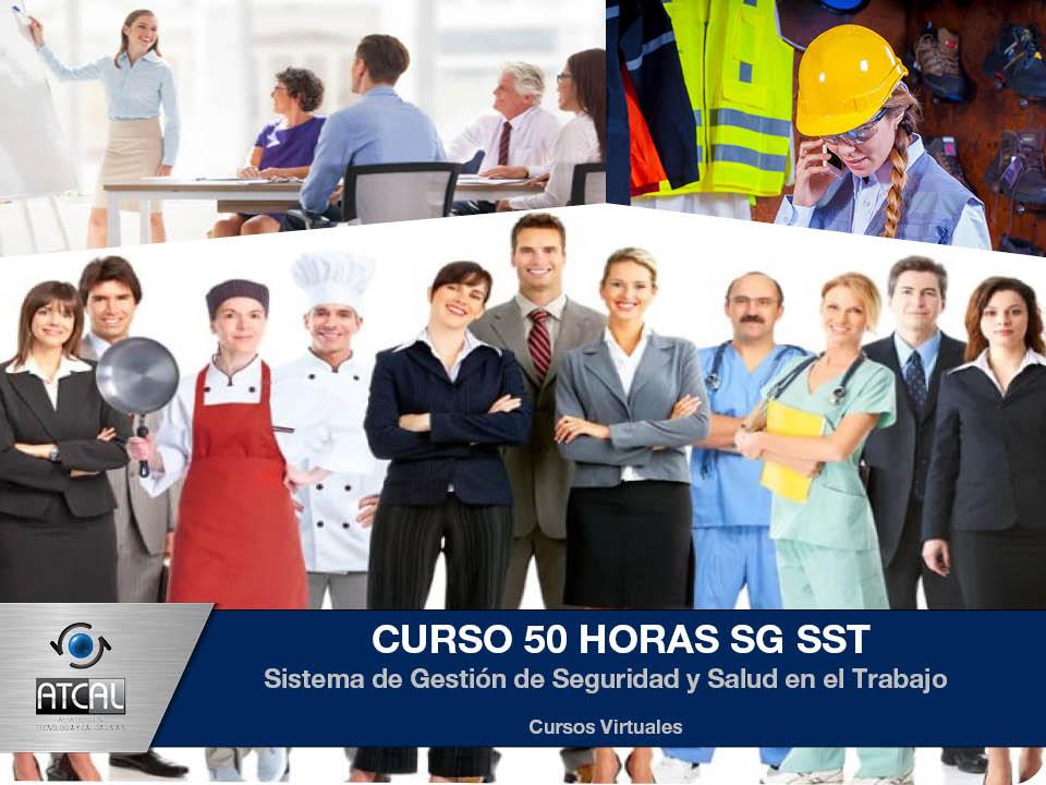 50 Horas SG SST