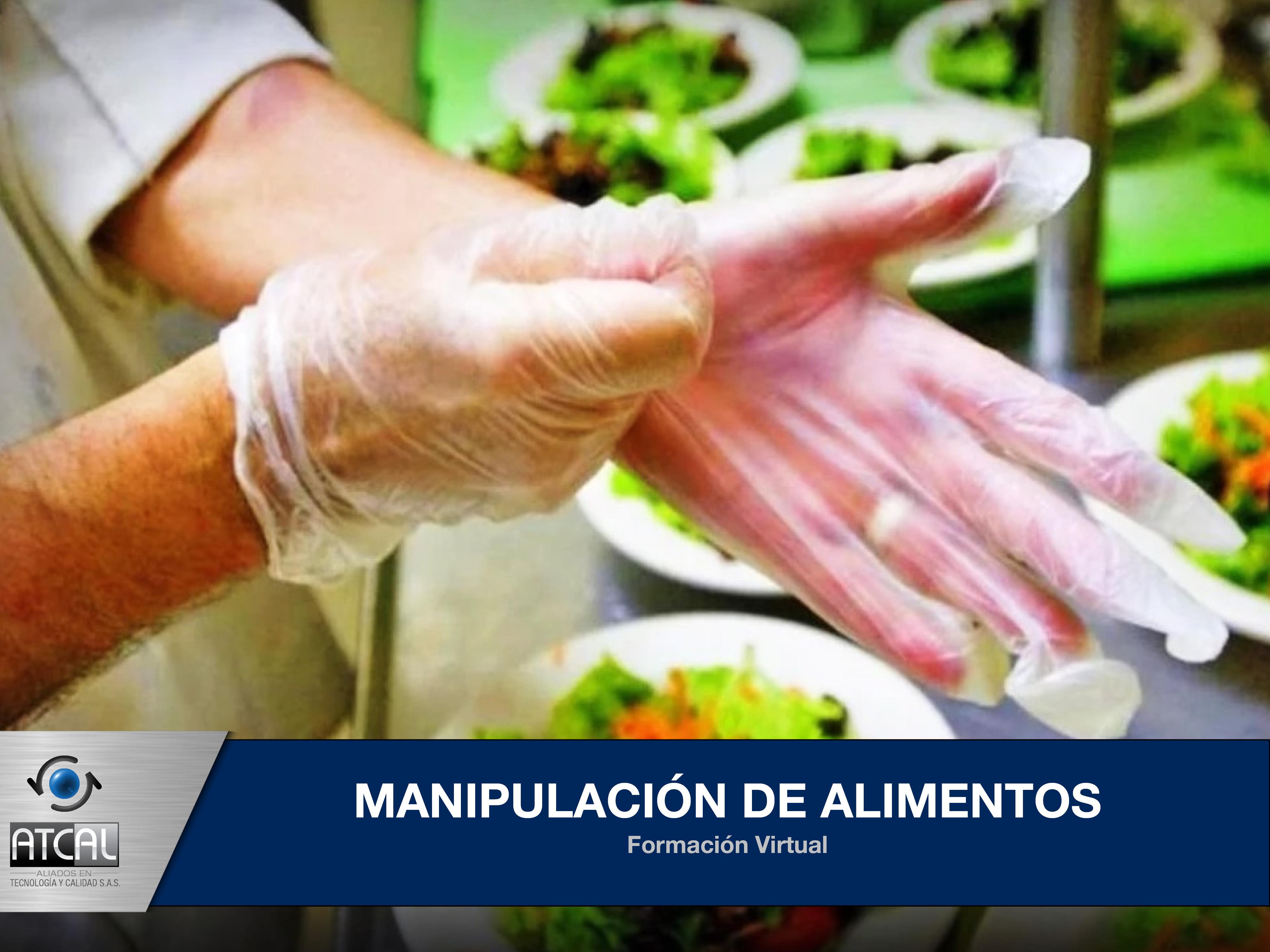 Manipulación de Alimentos mas Inocuidad por Covid-19