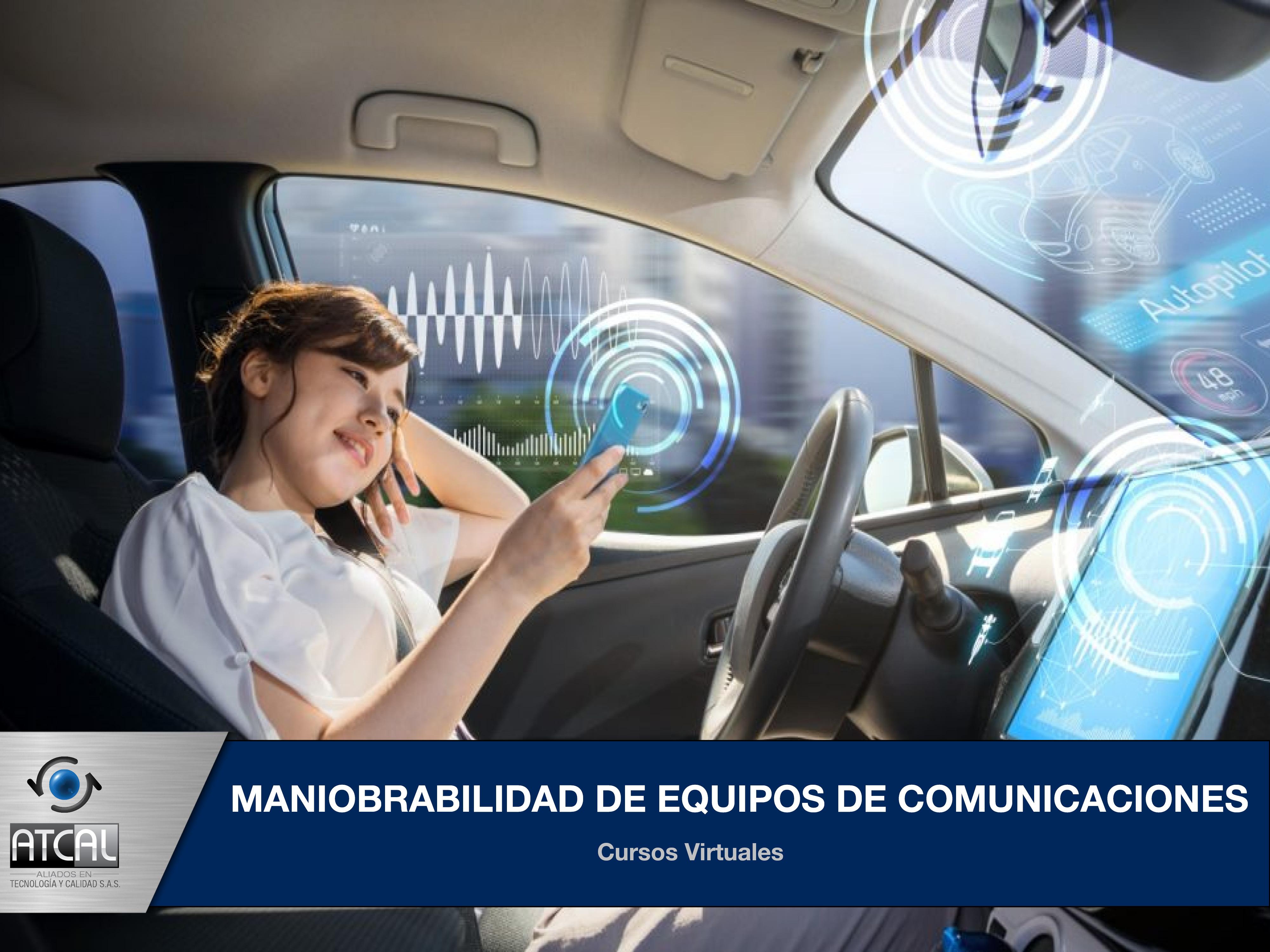 Maniobrabilidad de Equipos de Comunicaciones