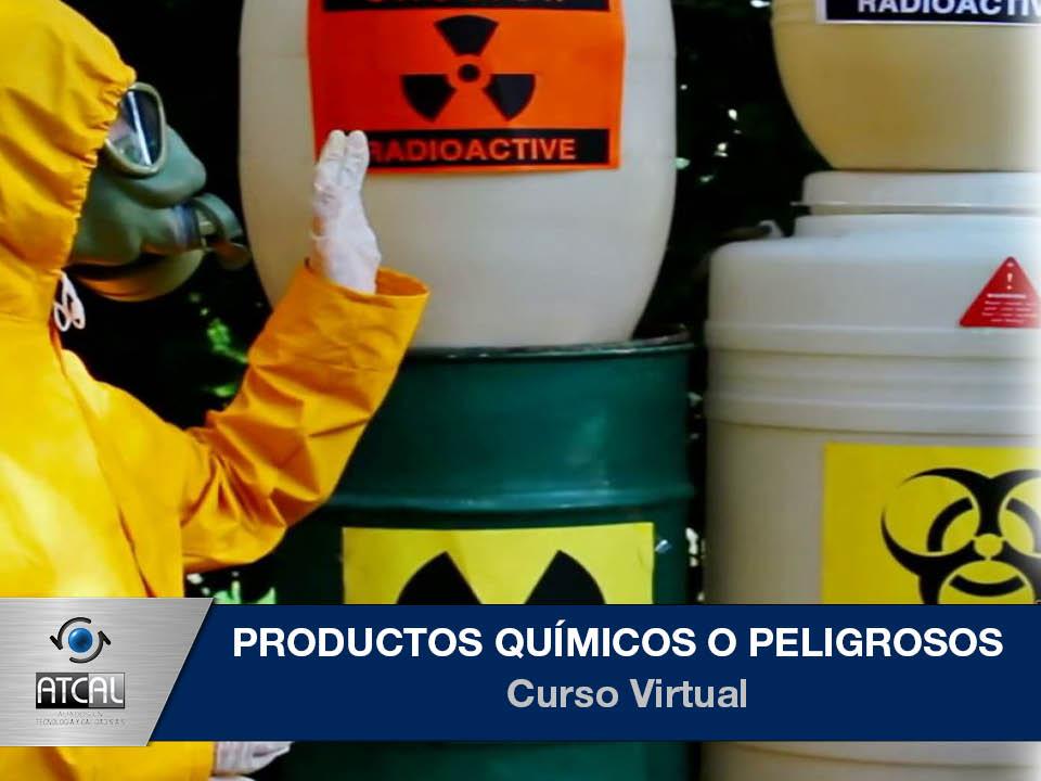 Productos Quimicos o Peligrosos